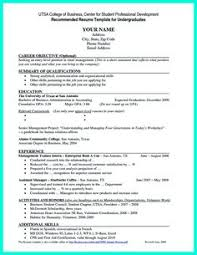 Resume Examples For Someone With No Experience by How To Write A Good Resume Cover Latter Sample Pinterest