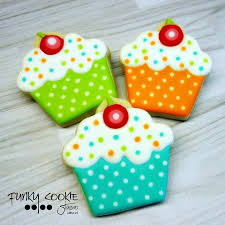 190 best cupcake and ice cream cone cookies images on pinterest