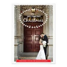 newly wed christmas card married christmas cards cool designs 123