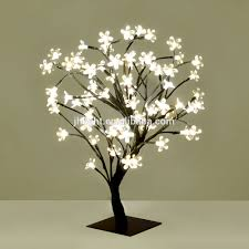 light up tree branches for indoor wedding decoration led