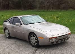 porsche 944 turbo s for sale porsche 944 coupe 1988 silver for sale wp0aa2952jn151292