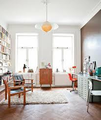 coin bureau design bureau scandinave 50 idées pour un coin de travail pratique