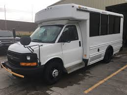 chevrolet passenger buses for sale