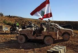 Hezbollah Flag Despite Trump Claim Hezbollah Operation Boosts Lebanon Role