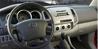 2004 Toyota Tacoma Interior 2007 Toyota Tacoma Interior Features