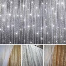 Wedding Backdrop Ebay Sequined Backdrop 20ft X 10ft Photo Booth Background Party Wedding