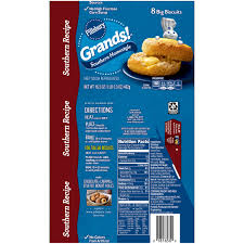 pillsbury grands refrigerated biscuits homestyle southern style
