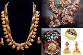 temple jewellery designs for gold admirers