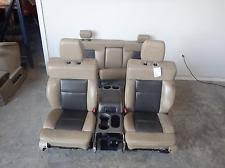 2001 F150 Interior Parts Ford F150 Leather Seats Ebay