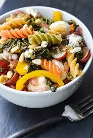 rachel schultz kale pasta salad