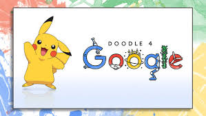 doodle 4 contest pikachu joins the panel of judges for the doodle 4 creative