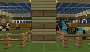 How To Build A Horse Barn In Minecraft Horse Stables For Snapshot Minecraft Project
