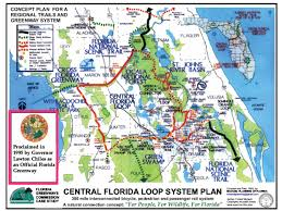 Florida Orlando Map by Close The Gaps Coast To Coast U0026 Regional Loops Commute Orlando