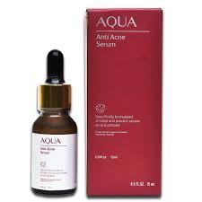 Serum Acne aqua anti acne serum
