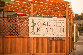 The Patio San Diego The Patio Garden Kitchen San Diego