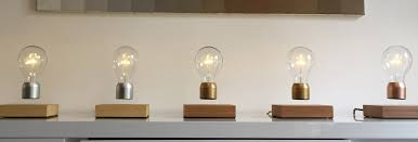 Levitating Bulb by Check Out This Awesome Floating Light Bulb