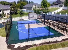 sports court netting volleyball basketball nets screens