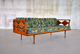 Mid Century Modern Danish Sofa by Select Modern Danish Modern Daybed Or Sofa