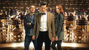 Armchair Thriller Episode Guide Doctor Who Steven Moffat Says Series 7 Was