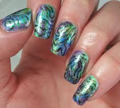 paua shell nail art images nail art designs