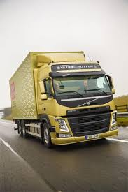 volvo commercial new volvo fms reach uk shores commercial motor