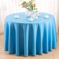 Fitted Round Tablecloth 90