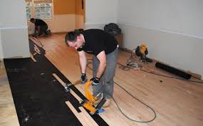 do we install hardwood floors