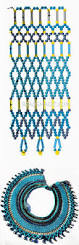 79 best collares images on pinterest beads necklaces and patterns