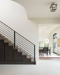 Contemporary Handrails Interior Stunning Stair Railings Centsational Staircases Girls