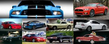 mustang design the greatest and the most dreadful ford mustang models of all