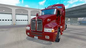 t600 kenworth custom kenworth t600 for american truck simulator new ats kenworth t600