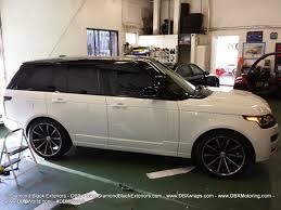 matte white range rover 2013 range rover hse two tone u2013 gloss black roof diamond black