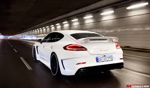 techart porsche panamera road test 2014 techart grandgt review