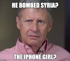 Gary Johnson Memes - he bombed syria the iphone girl gary johnson know your meme