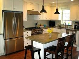 kitchen island with 4 chairs kitchen island with seating for 4 kitchen island featuring sleek
