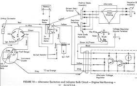 overcharging alternator u002773 cj5