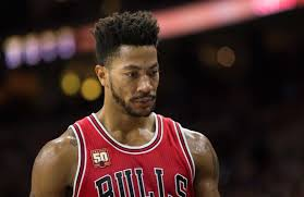 derrick rose 2018 haircut beard eyes weight measurements