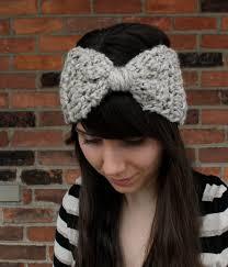 crochet ear warmer headband crochet pattern bow ear warmer headband crochet ear warmer
