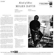 vinyl album miles davis kind of blue columbia sony uk