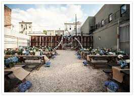Baby Shower Venues In Brooklyn Brooklyn Backyard Wedding Jess Jeff Real Weddings 100 Layer