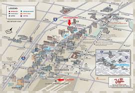 Las Vegas Terminal Map by Safe Campus First Timers