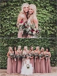 colored bridesmaid dresses best 25 boho bridesmaid dresses ideas on boho