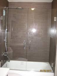 Swing Shower Doors Swing Shower Door Tub Yelp