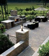 Outdoor Patio Kitchens by 50 Outdoor Fire Pit Ideas That Will Transform Your Backyard