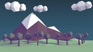 tutorial blender terrain blender design