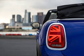 The Grand Union Flag New 2019 Mini Revealed With Union Jack Taillights And More
