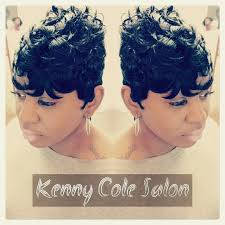 styling of freezing african hair kennycolesalon com kennycolesalon pinterest hair style