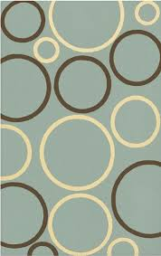 Area Rugs With Circles Blue Petal Pusher Bl 12 White Ice Area Rug By Jaipur 8 Ft X 11