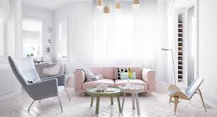 scandinavian color scandinavian interior designs with pastel and lightly colour wood