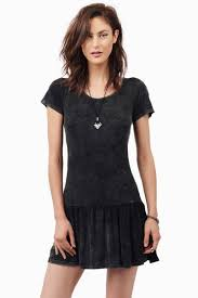 sun dress black day dress black dress acid wash dress day dress